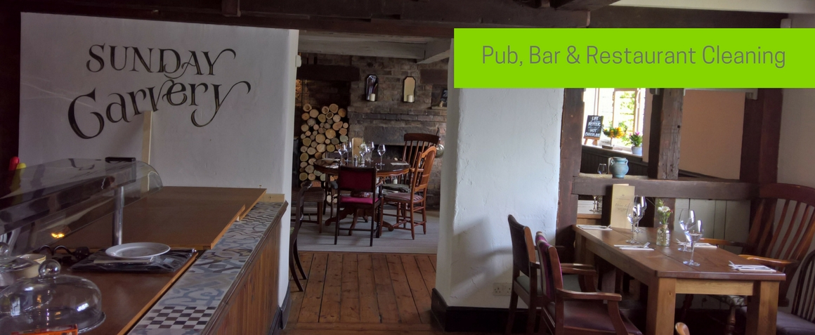 Pub And Restaurant Clean