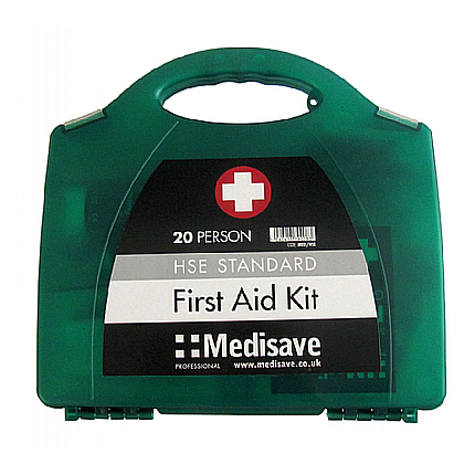 20 Person First Aid Kit HSE