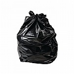 Black Refuse Heavy Duty Sacks x 200
