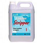 Carefree Floor Polish Stripper