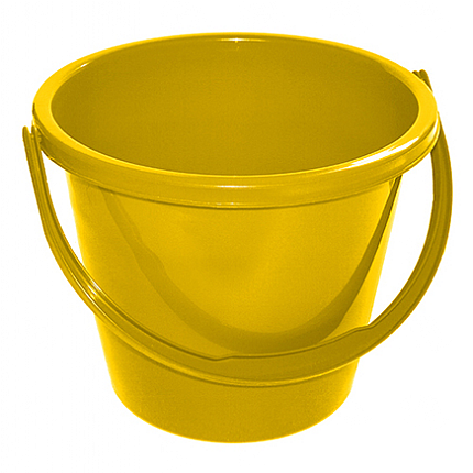 CleanWorks Plastic Bucket