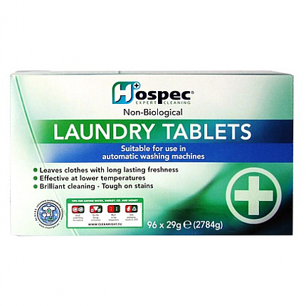 Hospec Non-Biological Laundry Tablets